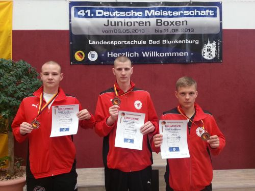 DM 2013 Bad Blankenburg